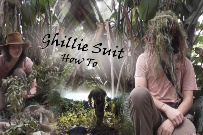 Ghillie Suit: How To